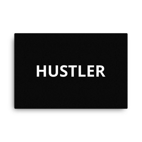 Hustler Canvas