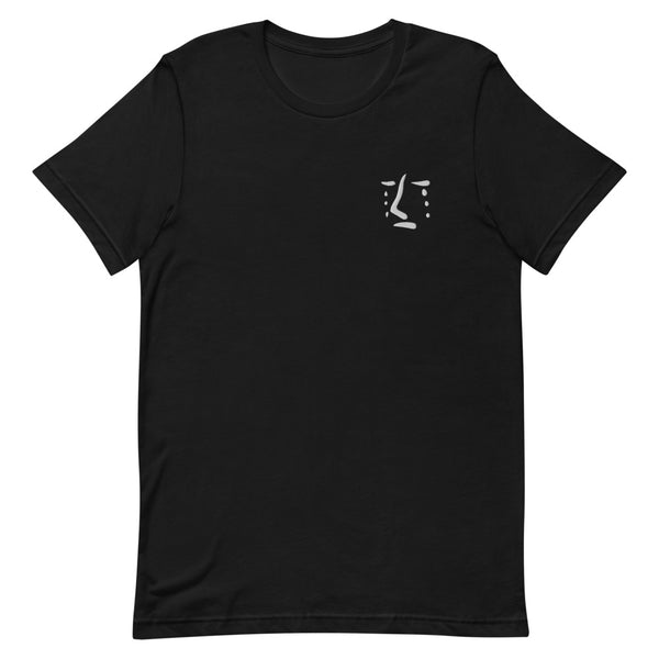 Cry Black Short-Sleeve Unisex T-Shirt