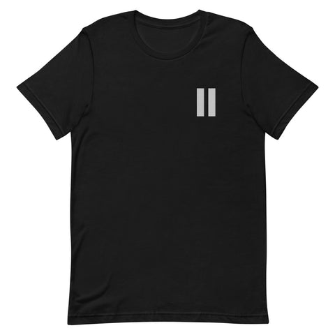Pause Short-Sleeve Unisex T-Shirt