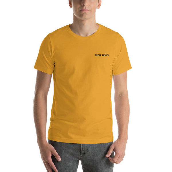 Tech Savvy Short-Sleeve Unisex T-Shirt