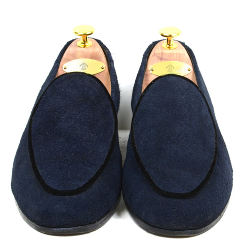 Montana Royal Suede Loafers