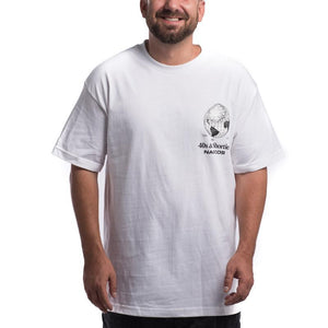 Cover the Earth Tee (White)