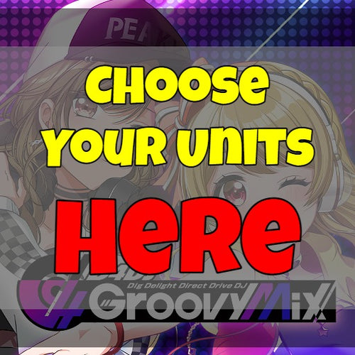 D4DJ Groovy Mix - Fresh Reroll Starter Accounts