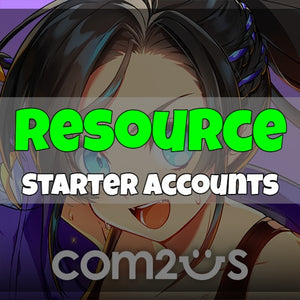 Soccer Spirit - Fresh Resource Starter Accounts
