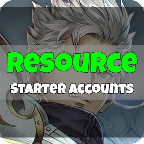 Blade X Lord - Fresh Resource Starter Accounts