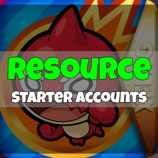 Monster Strike - Fresh Resource Starter Accounts