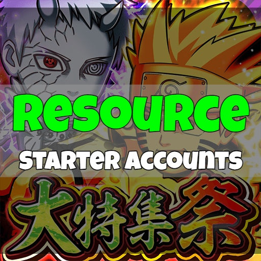 Jumputi Heroes - Fresh Resource Starter Accounts