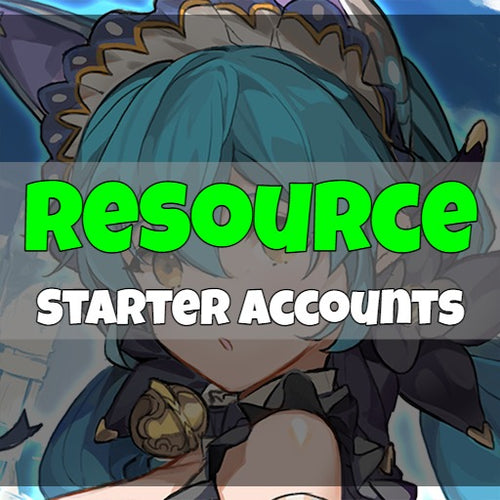 Shining Beyond  - Fresh Resource Starter Accounts