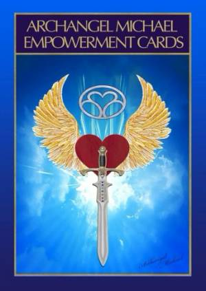 Archangel Michael Empowerment Cards