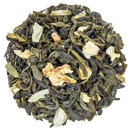 Jasmine with Flowers - Tea Lovers Loose Leaf Tea