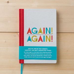 Again Again Motherhood Journal