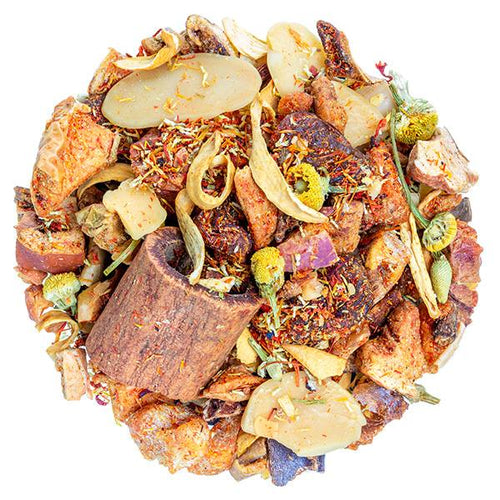Apple & Almond Teacake - Tea Lovers Loose Leaf Tea