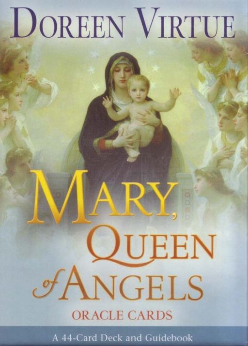 Mary Queen of Angels Oracle Cards