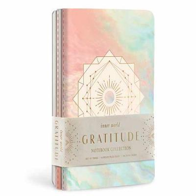 Gratitude Notebook Collection (set of 3)