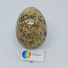Load image into Gallery viewer, Natural Stone Eggs
