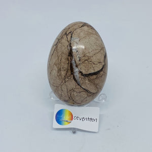Natural Stone Eggs