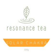 Load image into Gallery viewer, Resonance Tea - Chakra Collection - Solar Plexus