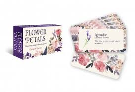 Flower Petals Mini Cards