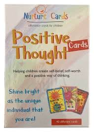 Nurture Cards - Positive Thought