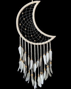 Half Moon Dreamcatcher
