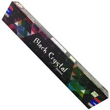 Satya Incense - Black Crystal