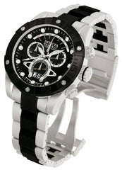 Invicta Men's 0331 Reserve Quartz Chronograph Black Dial Watch