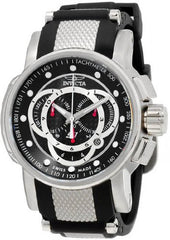 Invicta Men's 0893 S1 Rally Quartz Chronograph Black Dial Watch