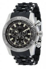 Invicta Men's 10242 Sea Spider Quartz Chronograph Black Dial Watch