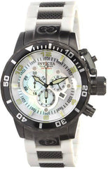 Invicta Men's 1025 Corduba Quartz Chronograph White Dial Watch