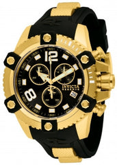 Invicta Men's 11172 Reserve Quartz Chronograph Black Dial Watch