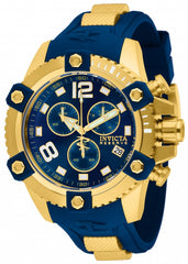 Invicta Men's 11173 Reserve Quartz Chronograph Blue Dial Watch