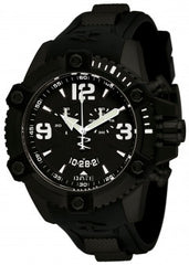 Invicta Men's 11177 Reserve Quartz Chronograph Black Dial Watch