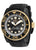 Invicta  Men's 14668 Pro Diver Quartz 3 Hand Black Dial Watch