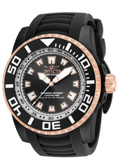 Invicta  Men's 14669 Pro Diver Quartz 3 Hand Black Dial Watch