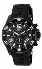 Invicta Men's 14890 Specialty Quartz Chronograph Black Dial Watch