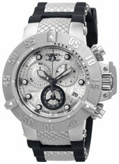 Invicta  Men's 14942 Subaqua Quartz Chronograph Antique Silver Dial Watch