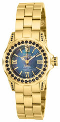 Invicta Women's 15054 Angel Quartz Chronograph Black Dial Watch