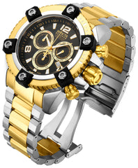 Invicta Men's 15825 Reserve Quartz Chronograph Black Dial Watch