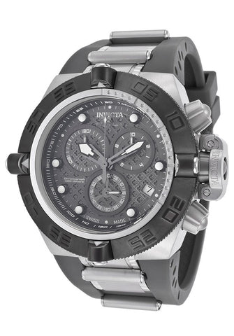 Invicta Men's 16140 Subaqua Quartz Chronograph Gunmetal Dial Watch