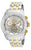 Invicta Men's 16261 Pro Diver Diamond Quartz Chronograph Silver Dial Watch