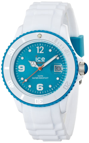 Ice-Watch SI.WT.U.S.12 Ice-White Turquoise Watch