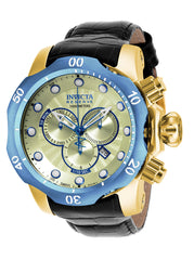 Invicta Men's 16682 Venom Quartz Chronograph Black Dial Watch