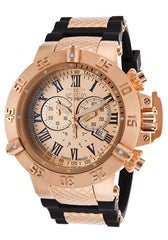 Invicta  Men's 16873 Subaqua Quartz Chronograph Rose Gold Dial Watch