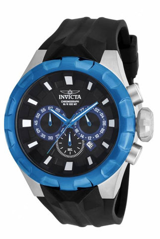 Invicta Men's 16921 I-Force Quartz Multifunction Black Dial Watch