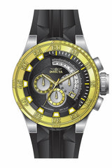 Invicta  Men's 16923 I-Force Quartz Multifunction Black Dial Watch