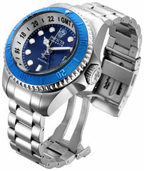 Invicta Men's 16971 Hydromax Quartz 3 Hand Blue Dial Watch
