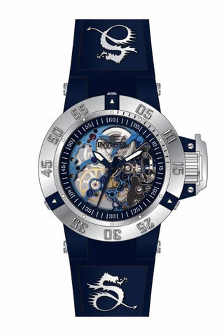 Invicta Women's 17135 Subaqua Mechanical 3 Hand Blue Dial  Watch