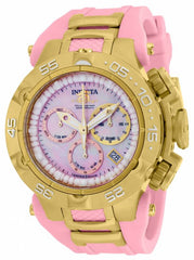 Invicta  Women's 17236 Subaqua Quartz Chronograph Pink Dial Watch