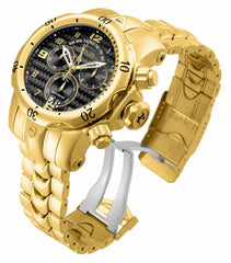 Invicta Men's 17634 Venom Quartz Chronograph Gold Dial Watch