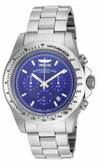 Invicta Men's 18391 Speedway Quartz Chronograph Blue Dial Watch